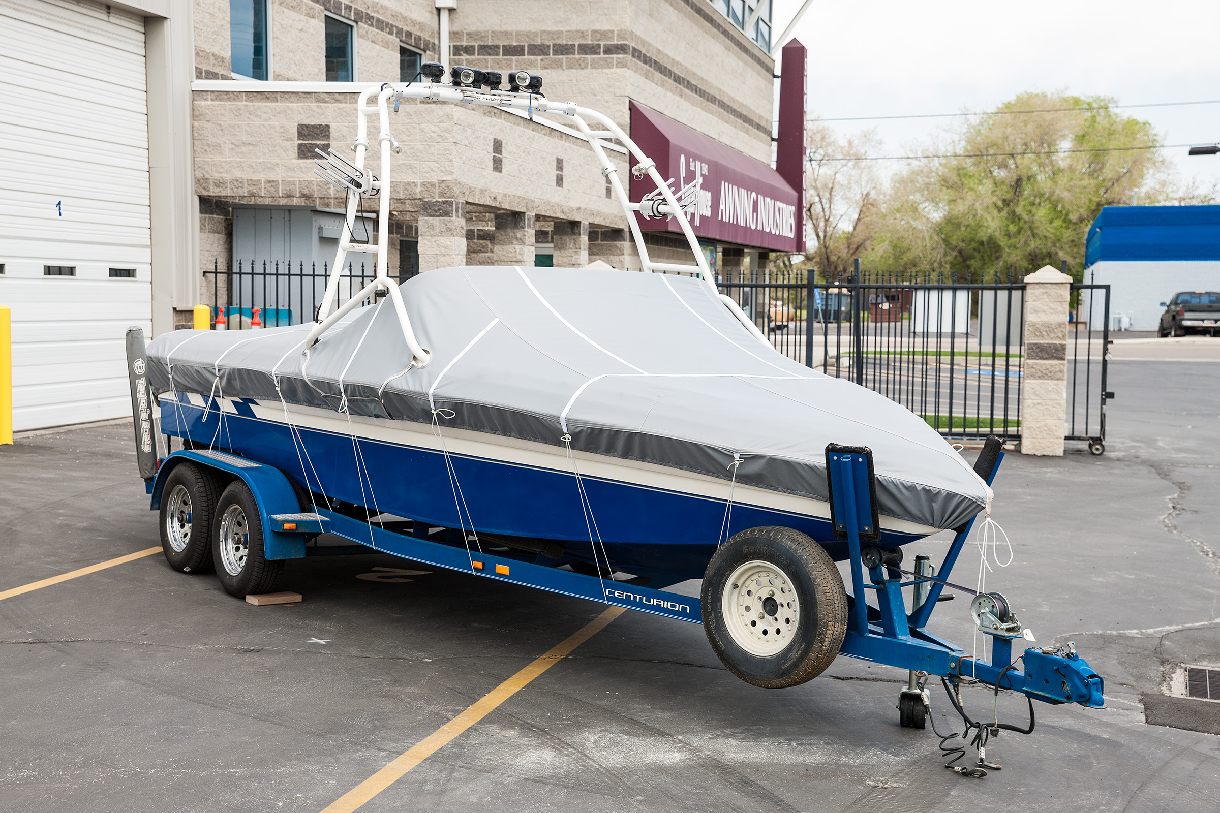 Boat Covers - Shade Tops - SugarHouse Industries