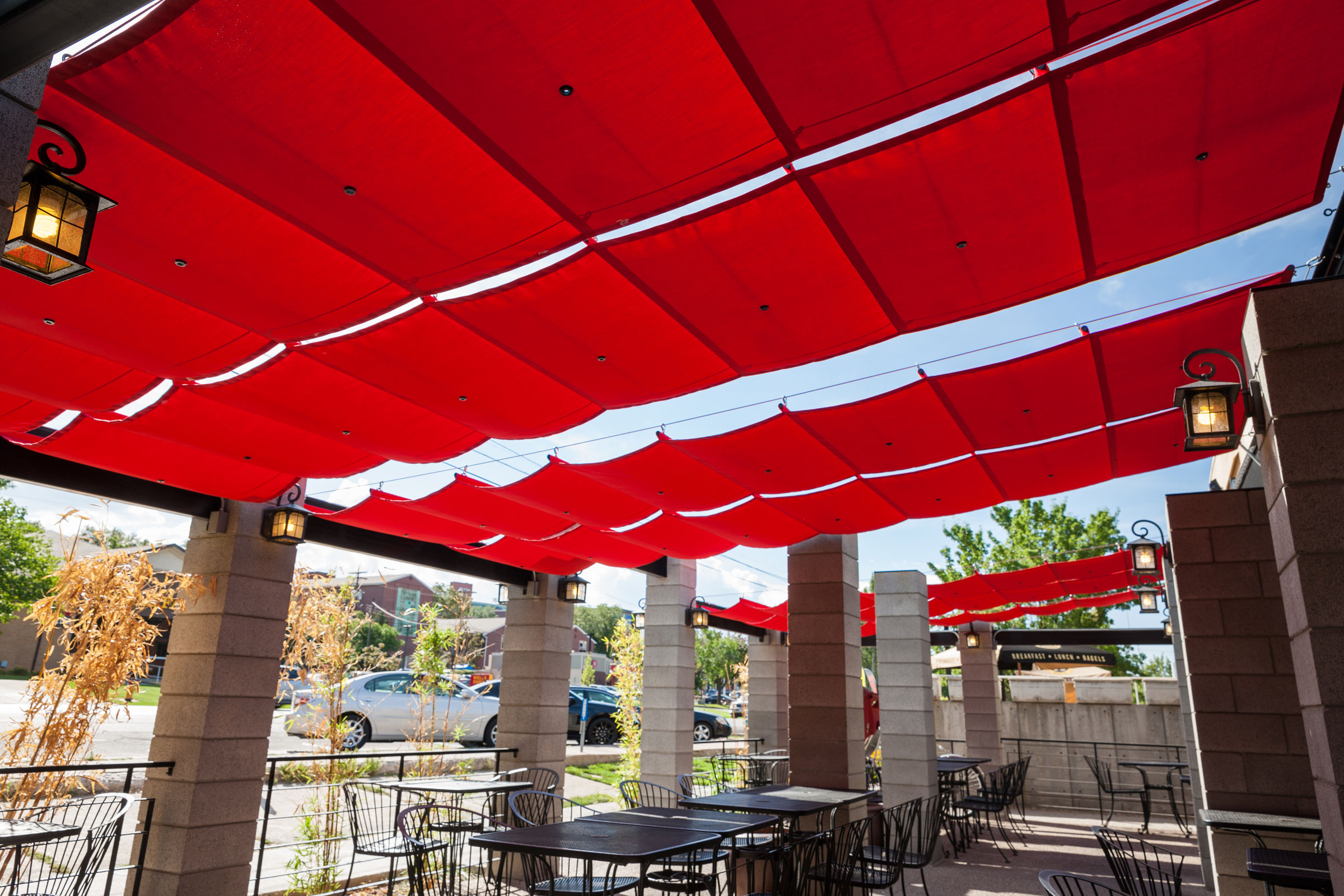 Commercial Patio Covers Canopies