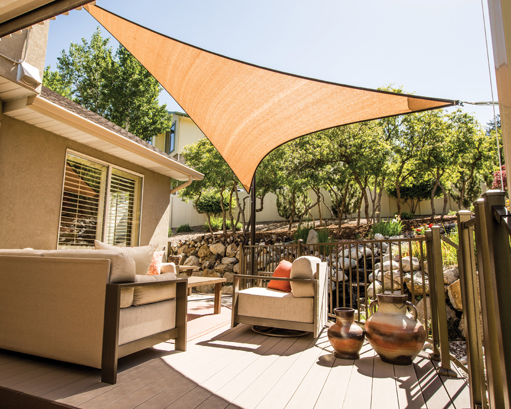 Tension Shade Sails Sugarhouse Industries