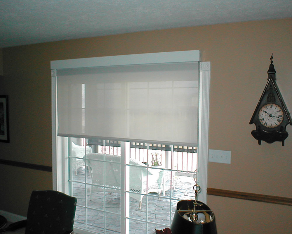Interior Drop Shades Sugarhouse Awning