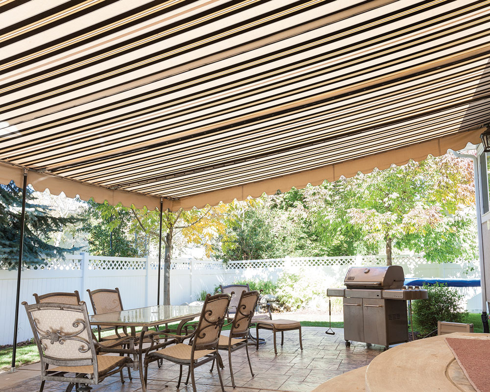 Patio Amp Deck Sugarhouse Awning