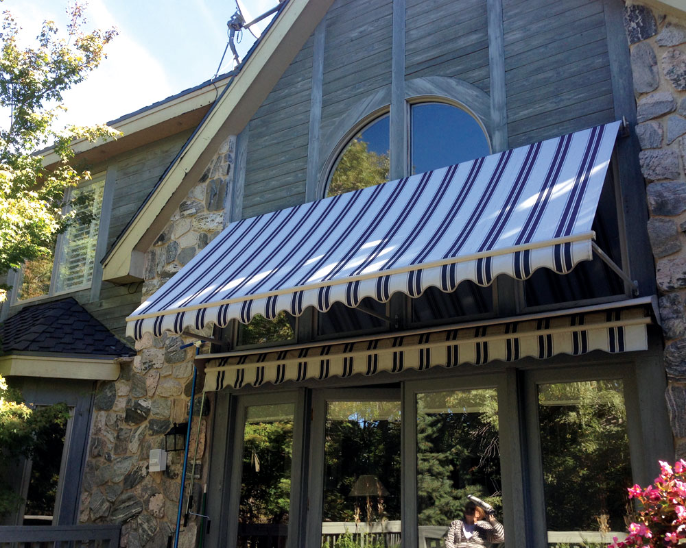 Retractable Window Awnings Sugarhouse Awning