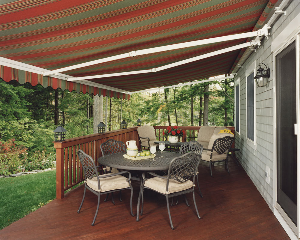Retractable Patio Awnings - SugarHouse Awning
