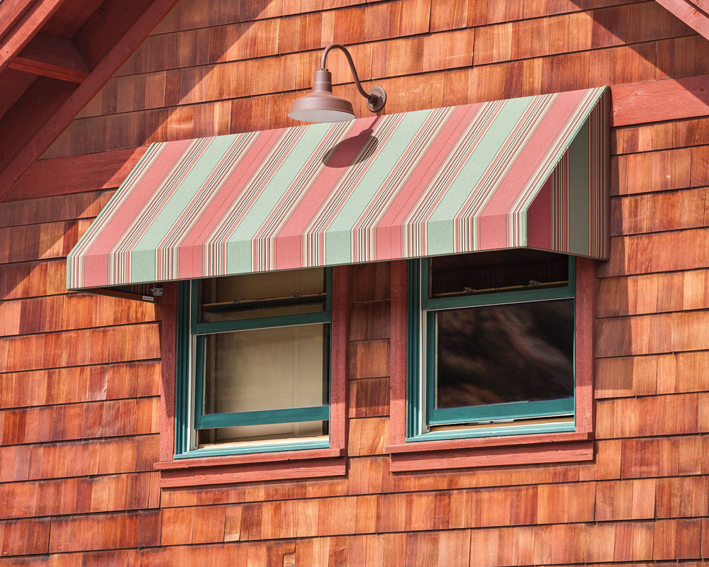 Rigid Frame Awnings Sugarhouse Industries