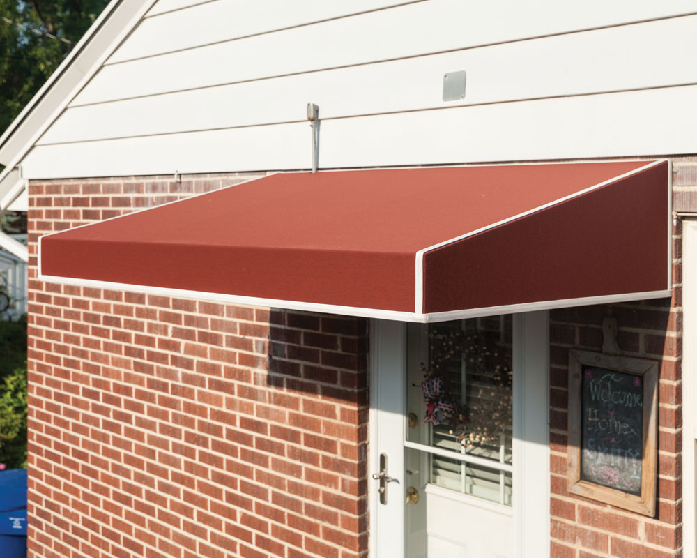 Rigid Frame Awnings Sugarhouse Awning