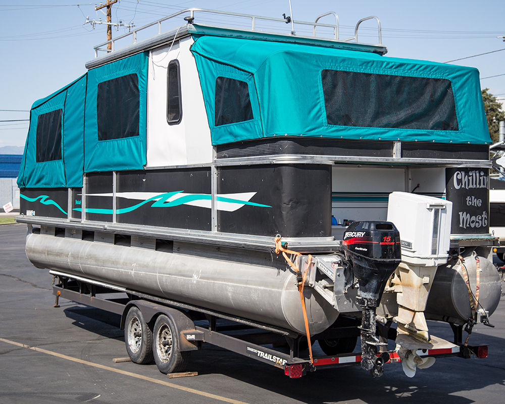 Pontoon Boat Covers Sugarhouse Awning