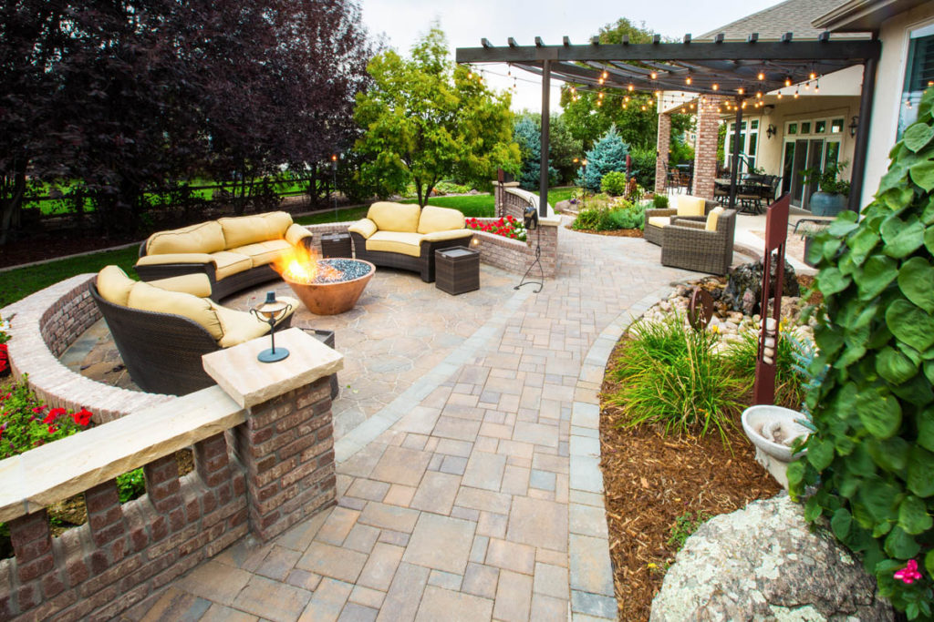 Outdoor Upgrades That Yield the Greatest ROI - SugarHouse ... on Hardscape Patio id=34175