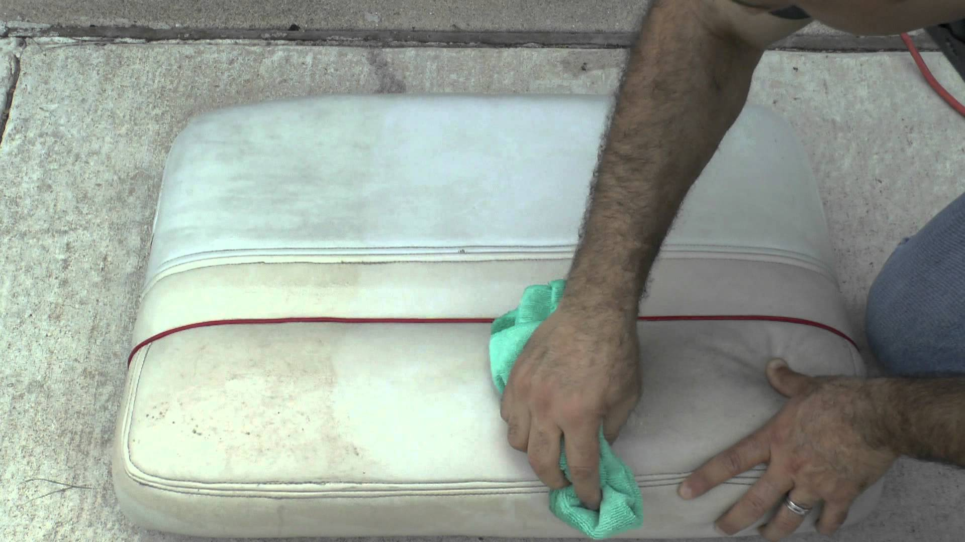 Cleaning Your Marine Upholstery The Right Way Sugarhouse