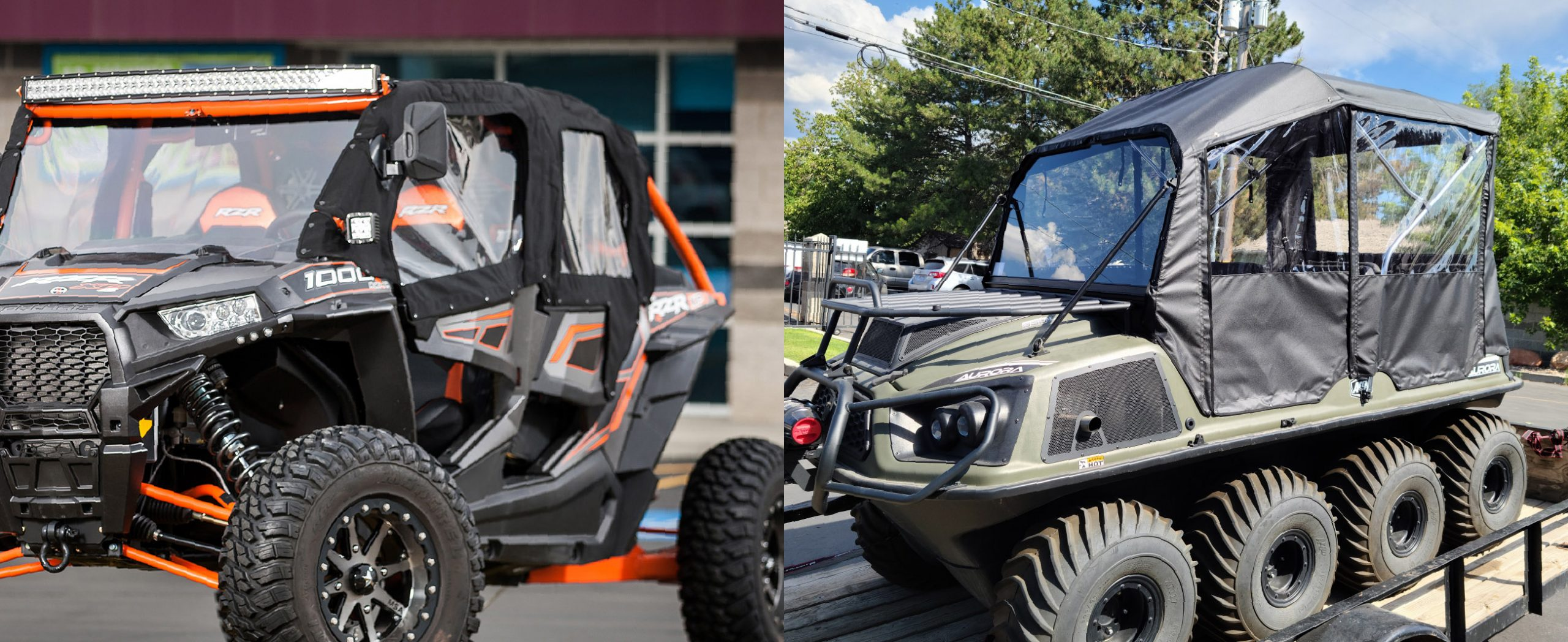 Custom ATV/UTV Covers